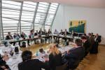 Sitzung des KPV-Bundesvorstandes am 18. März in Berlin.