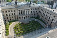 Bundesrat-Luftaufnahme