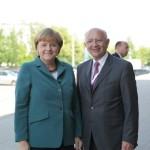 KPV-Kongress-kommunal-2013-Angela Merkel und Peter Götz
