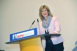 Anke Beilstein MdL, Kommunalpolitischen Vereinigung (KPV) der CDU und CSU Deutschlands - Kommunalkongress am 13.+14. November in Saarbrücken. Foto: Iris Maurer