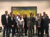 Junge kommunale Amts- und Mandatsträger treffen in Berlin