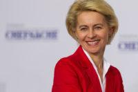 Ursula von der Leyen ist neue Präsidentin der Europäischen Kommission