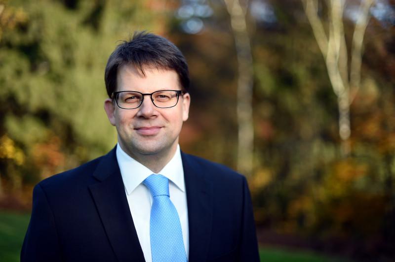 Dr. Heiko Wingenfeld / Portrait