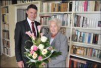 Trauer um Elisabeth Werhahn-Adenauer