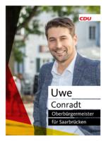 Saarbrücken: Uwe Conradt wird Oberbürgermeister
