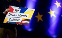 Am 26.05. CDU wählen: Starkes Europa. Starke Kommunen!