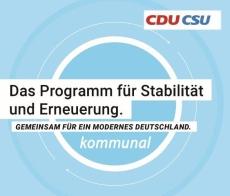 Regierungsprogramm 2021 kommunal